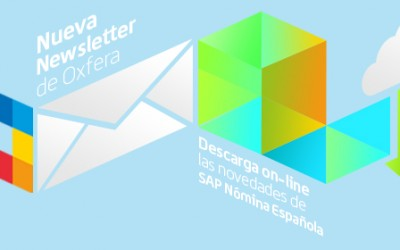 Oxfera | Novedades en SAP Nómina Española | Nº 8 | 2018